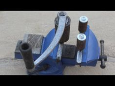 AMAZING IDEA! GENIUS INVENTIONS & TOOL - YouTube Metal Bending Tools, Metal Working Tools, Metal Tools, Wood Tools, Diy Tools, Metal Lathe Projects, Welding Projects, Sheet Metal Brake, Metal Fabrication Tools