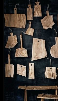 amazing italian breadboards via coté sud magazine