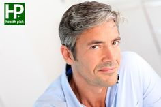 QUESTION: I read about reversing grey hair on your site. I am quite pleased to hear that grey hair is reversible from the roots and would like you to help Grey Hair Reversal, Prevent Grey Hair, Fringe Hairstyles, Stay Young, Hair Health, Your Hair, Handsome, Stock Photos, This Or That Questions