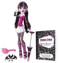 Monster High - Draculaura, muñeca diseño original