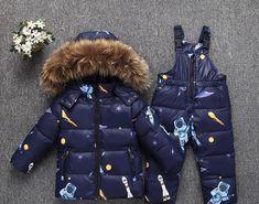 02b3e968e Best Price Cartoon Panda Baby Boys Jacket Kids Winter Thicken Warm ...