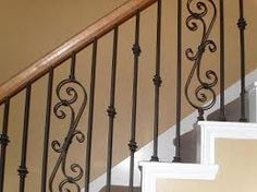 Image result for stair spindles