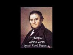 STENDHAL – Vanina Vanini – Livre audio - YouTube