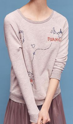 Cotton jumper - Francophile jumper