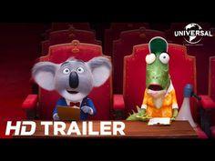 Trailer de Sing - Quem Canta Seus Males Espanta, dezembro nos cinemas!