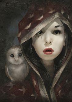 """Wonder""  #Art #Drawing #Illustration"