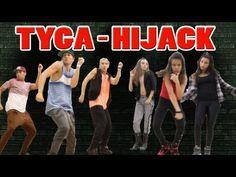 hijack choreography by Matt Steffanina