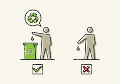 As always, when asked to do something different, anybody can come up with a series of excuses to avoid the matter.  Recycling is not immune to this.  Are you currently one of the resistors...?  http://gailcorcoran.realtor