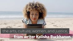 negression.com is your elegant online retreat to an eclectic blend of features engaging the arts, culture women and justice from Kalisha Buckhanon's Black female perspective.  #Negression #Blogs
