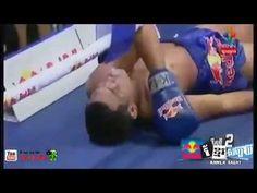 07 08 2016, Lao Chantrea Vs Thai, Lao Chetra, Khmer Boxing, PNN Boxing