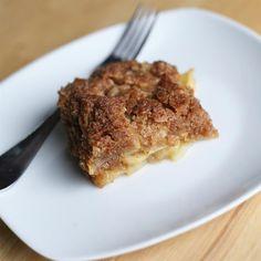 Apple Cobbler Crumble Healthy Apple Desserts, Apple Dessert Recipes, Köstliche Desserts, Apple Recipes, Fall Recipes, Delicious Desserts, Chef Recipes, Cooking Recipes, Bread Recipes