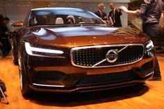 Targi Genewa 2014 | Volvo Estate Concept