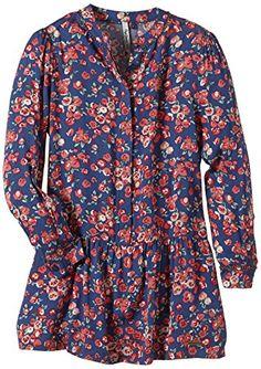 Pepe Jeans Lilla Floral Dress - Multi -  Multicoloured - Mehrfarbig (MULTI 0AA) - 16 Years Pepe Jeans http://www.amazon.co.uk/dp/B00KE67B34/ref=cm_sw_r_pi_dp_JzWmub0BGM39S
