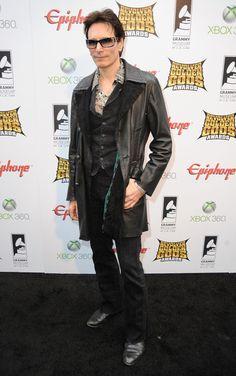 Happy 52nd birthday Steve Vai !!!!! 06/06 Xmas Songs, Steve Vai, Punk, Leather Jacket, Birthday, Happy, Jackets, Style, Fashion