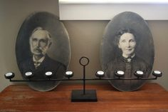 Display pictures of Pioneer Ancestors