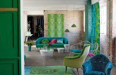 #10decoracion Color y bienestar .El Reiki y sus 7 colores.