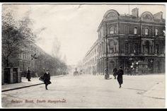 Belsize Rd Vintage London, Old London, Swiss Cottage, John Wood, Louvre, Camden, Building, Prints, Lost