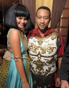 The 23 Best Celebrity Couple Halloween Costumes  sc 1 st  Pinterest & Cleopatra and Marc Antony costumes. | Costumes for the Connoisseur ...