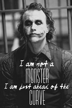 Movie quotes, Joker quotes