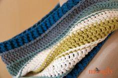 #Crochet cowl free pattern @mooglyblog