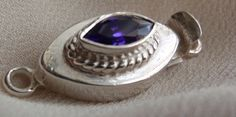 Sterling Silver Box Clasp