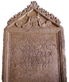 """Exciting news: """"Incredibly rare"""" Roman tombstone found in Cirencester : Cotswold Archaeology Discovery News, Roman Britain, Europe News, Ancient Buildings, Cemetery Art, Roman History, Exciting News, Ancient Romans, Roman Empire"""