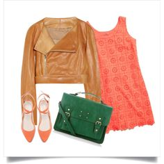 """True Spring Gamine"" by allboyallgirl on Polyvore"