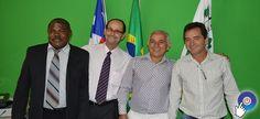 Vereador Jorginho é o novo Presidente da Câmara Municipal de Prado