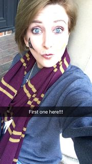 I Want To Be Queen: Harry Potter Book Launch