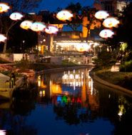San Antonio. Never been, but would be a great trip for a long weekend. Apparently a great food city!