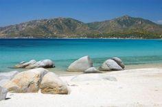 Spiaggia del Riso, Sardaigne