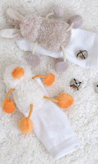 Ratlle socks are great to have for their developmental qualities, but your baby is going to outgrow them pretty quickly Soap Packing, Starting Solids, Get Baby, Socks, Pretty, Stockings, Sock, Boot Socks, Hosiery