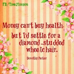 """Diamond-studded wheelchair quote via """"Time 2 Inspire"""" at www.Facebook.com/Time222Inspire"""