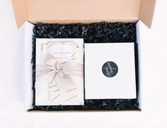 Packaging for my wedding clients - Sarah Vaughan Photography