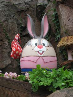 Brer Rabbit Easter Egg.