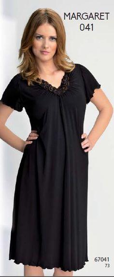chemise de nuit margaret lingerie 2015