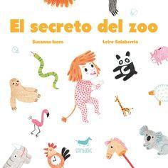 El Secreto del Zoo, de Susanna Isern y Leire Salaberria narra la increíble aventura de un padre y su hija una noche en el Zoo. ¡Un libro infantil increíble!
