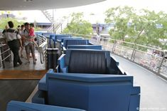Tomorrowland Transit Authority PeopleMover - Magic Kingdom Walt Disney World Magic Kingdom Map, Magic Kingdom Rides, Disney World Magic Kingdom, Walt Disney World Rides, Disney Parks, Disney World Pictures, Disney College Program, Space Mountain, Epcot