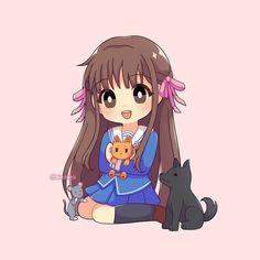 Fruits Basket Quotes, Fruits Basket Manga, Fruits Basket Cosplay, Tohru Honda, Anime Reccomendations, Character Wallpaper, Wallpaper Iphone Cute, Cute Anime Character, Kawaii Anime