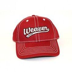 Boné Weaver Leather Vermelho Vermelho 6ab55bf2565