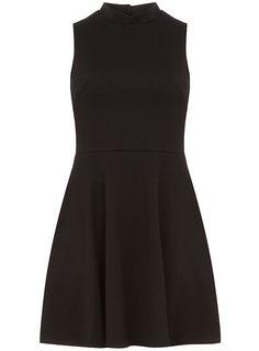 Black mandarin dress  Price:$39.00
