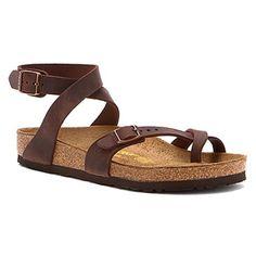 Birkenstock Yara Habana oiled leather Birkenstock Shoes Sandals