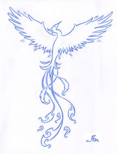 ... , a phoenix bird of fire tattoo must be of sufficient size to make an impact. Description from phoenixtattoosdesigns.blogspot.com. I searched for this on bing.com/images