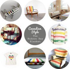 Style - The Hudson Bay Blanket