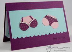 The Crafty Owl's Blog | Punch Art Underwear Gift Card