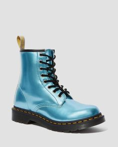 Shop Vegan Footwear & Accessories on the official Dr. Martens like the null, null, and Vegan 1460 in a variety of leathers, textures and colours. Doc Martens Stiefel, Doc Martens Boots, Galaxy Converse, Le Happy, Dr Martens Vegan, Cute Shoes, Me Too Shoes, Red Shoes, Converse Chuck Taylor