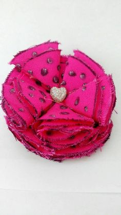 Check out this item in my Etsy shop https://www.etsy.com/listing/510054638/fabric-flower-hair-barrette-hair