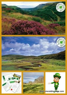 Introducing Emerald Heritage and a chance to win your very own little piece of Ireland - last chance to enter this sweepstakes is Friday November 28th, 2014 at midnight.