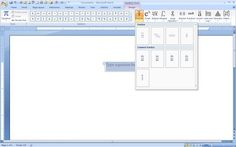 Equation Editor in MS Word - Why UDL?