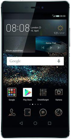 Huawei P8 16GB Titanium Grey - Gli Stockisti: Smartphone, cellulari, tablet, accessori telefonia, dual sim e tanto altro